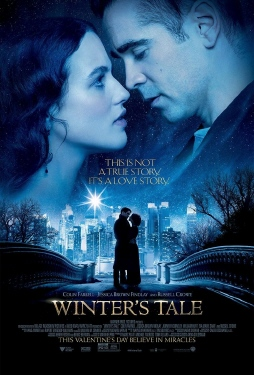 poster from the Warner Bros. Pictures film Winters Tale