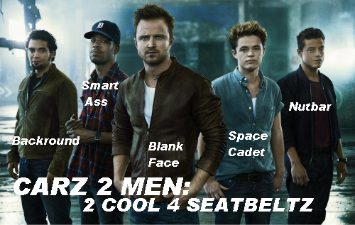 Need for Speed boy band