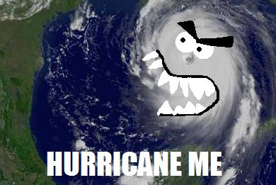 hurricane me