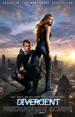 poster from the Summit Entertainment film Divergent