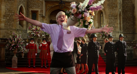 Ross Lynch cameo from the Walt Disney Pictures film Muppets Most Wanted