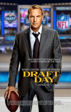 poster from the Summit Entertainment film Draft Day