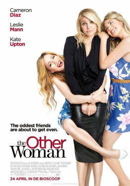 poster from the Twentieth Century Fox film The Other Woman