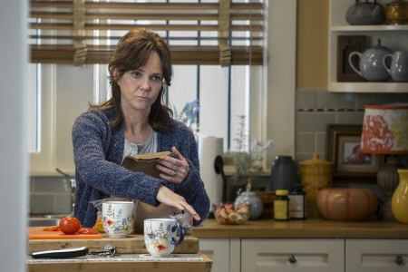 Sally Field as Aunt May  from the Sony Pictures film Amazing Spider-man 2