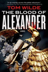 blood of alexander cover