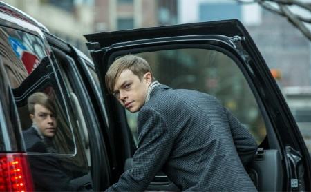 Dane DeHaan as Harry Osborne  from the Sony Pictures film Amazing Spider-man 2