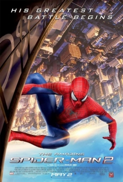 poster from the Sony Pictures film Amazing Spider-man 2