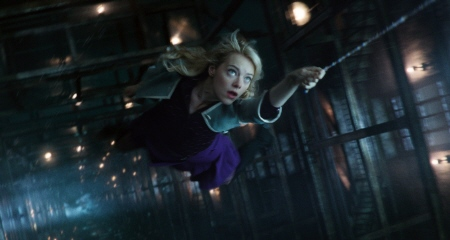 Emma Stone as Gwen Stacy  from the Sony Pictures film Amazing Spider-man 2
