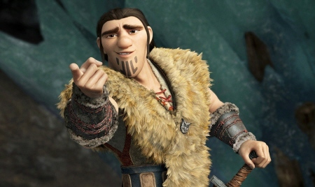 Eret from the Dreamworks Pictures film How to Train Your Dragon 2