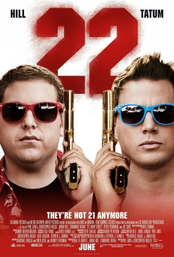 poster from the Columbia Pictures movie 22 Jump Street
