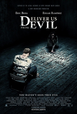 poster from the Sony Pictures film Deliver Us From Evil