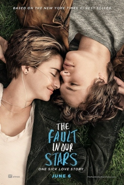 poster from the 20th Century Fox film The Fault in Our Stars