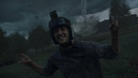 YouTube yokel from the Warner Bros. film Into the Storm