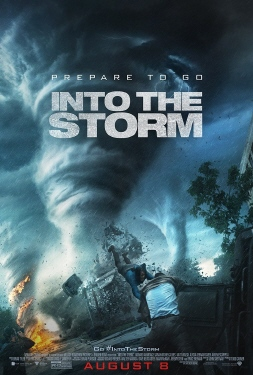 poster from the Warner Bros. film Into the Storm