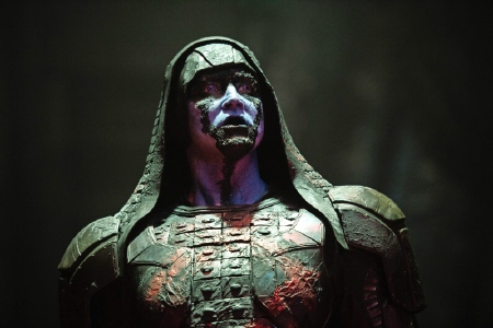 Lee Pace as Ronan from the Marvel Studios film Guardians of the Galaxy