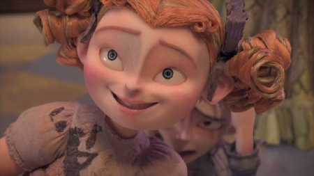 Winnie from the Laika Entertainment film The Box Trolls