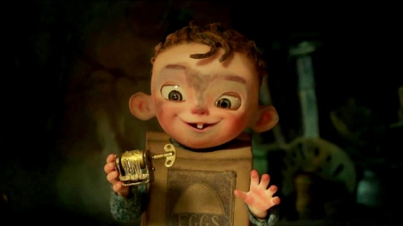 baby eggs from the Laika Entertainment film The Box Trolls
