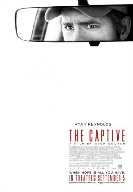 poster from the E1 Entertainment film The Captive