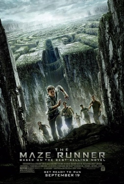 poster from the 20th Century Fox film Maze Runner