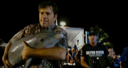 Harry Connick Jr. from the Warner Bros Pictures film Dolphin Tale 2