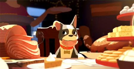 Disney short film Feast